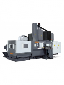 CNC DOUBLE COLUMN MACHINING CENTER 2-1